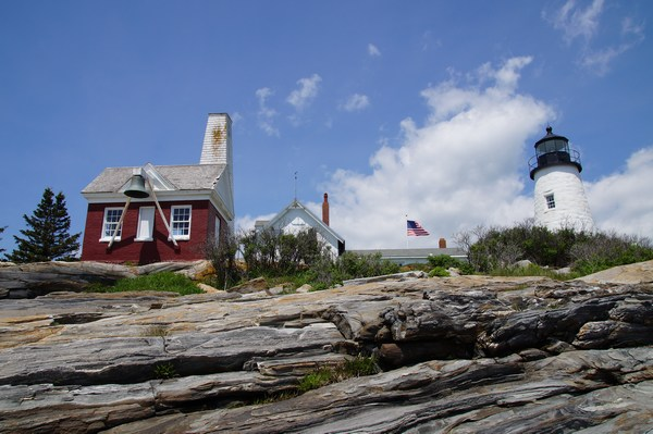 Pemaquid Point Maine